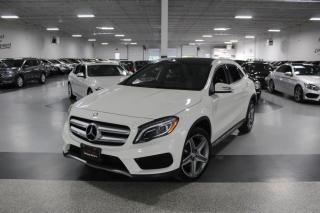 Used 2017 Mercedes-Benz GLA GLA250 4MATIC I AMG I NAVIGATION I PANOROOF I REAR CAM I BT for sale in Mississauga, ON