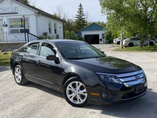 Used 2012 Ford Fusion No-Accidents LOW KMS SE Bluetooth A/C Power Group MINT for sale in Sutton, ON