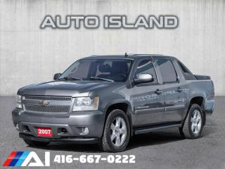 Used 2007 Chevrolet Avalanche 4WD CREW CAB for sale in North York, ON