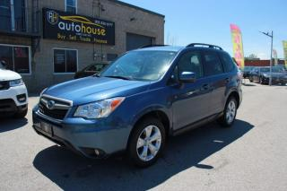 Used 2014 Subaru Forester AWD/XMODE/REMOTE START/BACKUP CAMERA/HEATED SEATSL/LOW KM/ for sale in Newmarket, ON