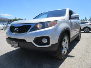 Used 2013 Kia Sorento AWD/ONE OWNER for sale in Newmarket, ON