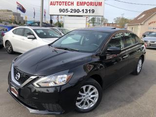Used 2016 Nissan Sentra SV Camera/Sunroof/Htd Seats*$49/wkly for sale in Mississauga, ON