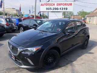 Used 2017 Mazda CX-3 GT Touring Navigation/Leather/Sunroof Fully Loaded for sale in Mississauga, ON