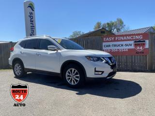 Used 2017 Nissan Rogue SV 2WD for sale in Brantford, ON