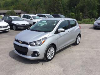 Used 2018 Chevrolet Spark 1LT - CVT for sale in Owen Sound, ON