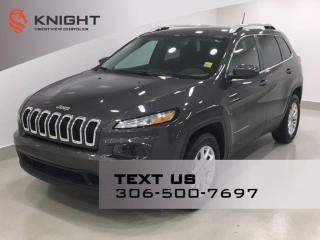 Used 2016 Jeep Cherokee NORTH 4X4 for sale in Regina, SK