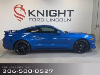 Used 2019 Ford Mustang GT for sale in Moose Jaw, SK