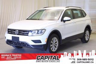 Used 2020 Volkswagen Tiguan Trendline for sale in Regina, SK
