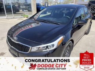 Used 2018 Kia Forte LX-Accident Free, Eco and Sport Modes for sale in Saskatoon, SK