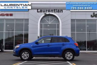 Used 2019 Mitsubishi RVR SE - AWD!! GREAT ON GAS !! for sale in Sudbury, ON