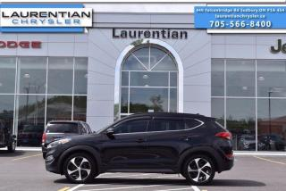 Used 2016 Hyundai Tucson Limited - PANO ROOF!! AWD !! for sale in Sudbury, ON