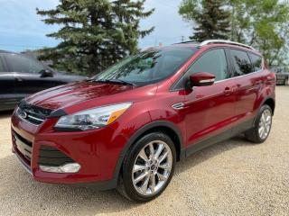 Used 2013 Ford Escape Titanium Fully Loaded for sale in Winnipeg, MB