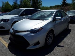 Used 2017 Toyota Corolla LE Clean Title for sale in Pickering, ON