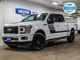 Used 2019 Ford F-150 XLT+4x4+camera+REMOTE START+NAVIGATION+MOONROOF for sale in Toronto, ON