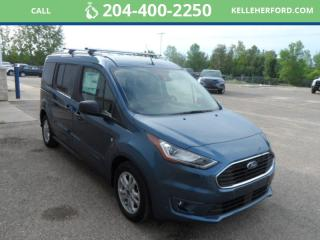New 2022 Ford Transit Connect Wagon XLT for sale in Brandon, MB