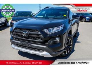 Used 2020 Toyota RAV4 for sale in Whitby, ON
