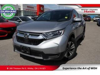 Used 2019 Honda CR-V LX   CVT   Android Auto/Apple CarPlay for sale in Whitby, ON