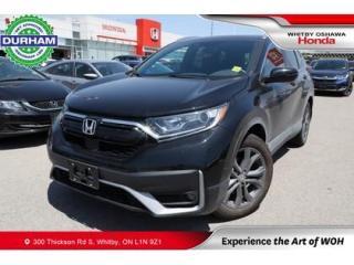 Used 2020 Honda CR-V Sport | CVT | Power Moonroof for sale in Whitby, ON
