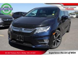 Used 2020 Honda Odyssey Touring | Automatic | Navigation + Entertainment for sale in Whitby, ON