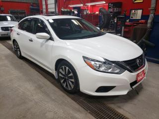 Used 2016 Nissan Altima 2.5 SV for sale in Winnipeg, MB