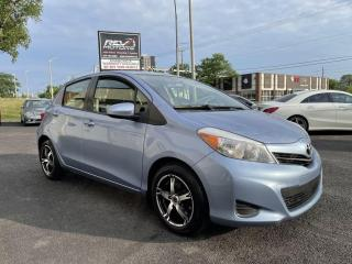 Used 2013 Toyota Yaris LE for sale in Ottawa, ON