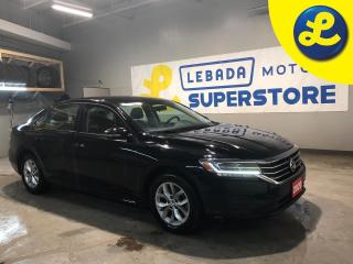 Used 2020 Volkswagen Passat Push Button Start * Heated Seats * Back Up Camera * Apple Car Play * Android Auto *Blind Spot Detection * Cruise Control * Steering Wheel Controls * H for sale in Cambridge, ON