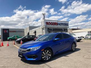 Used 2018 Honda Civic 2.99% Financing SE - REVERSE CAM - HTD SEATS - TECH PKG for sale in Oakville, ON