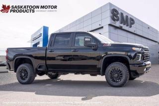New 2021 Chevrolet Silverado 2500 HD LTZ for sale in Saskatoon, SK
