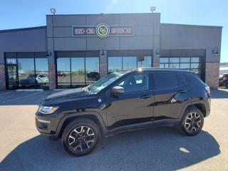 Used 2019 Jeep Compass Trailhawk 4x4 for sale in Thunder Bay, ON