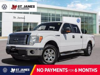 Used 2010 Ford F-150 XLT *** AS-TRADED *** for sale in Winnipeg, MB