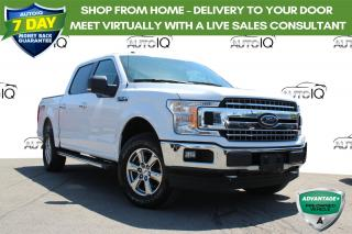Used 2018 Ford F-150 XLT 2.7L ECOBOOST CREW CAB 4X4 CERTIFIED! NAVIGATION for sale in Hamilton, ON