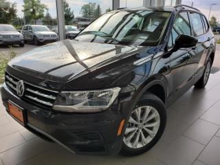 Used 2020 Volkswagen Tiguan Trendline 2.0T 8sp at w/Tip 4M for sale in Orleans, ON