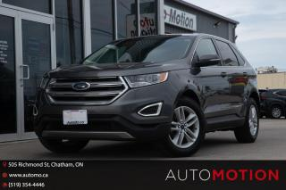 Used 2017 Ford Edge SEL for sale in Chatham, ON