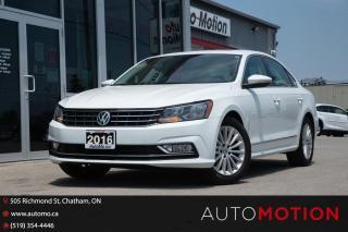 Used 2016 Volkswagen Passat 1.8 TSI Comfortline for sale in Chatham, ON