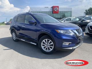 Used 2018 Nissan Rogue SV *CPO* , ALL WHEEL DRIVE, HEATED POWER SEATS, REVERSE CAMERA for sale in Midland, ON
