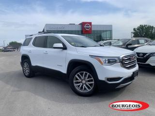 Used 2017 GMC Acadia SLE-2 HEATED SEATS, REVERSE CAMERA, POWER SEATS for sale in Midland, ON
