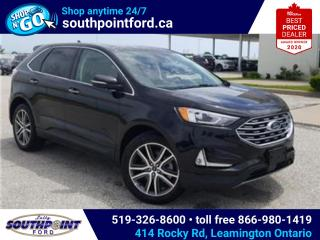 New 2021 Ford Edge Titanium for sale in Leamington, ON
