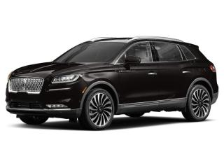New 2021 Lincoln Nautilus RESERVE for sale in Chatham, ON