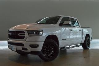 Used 2019 RAM 1500 Sport/rebel SWB for sale in Langley City, BC