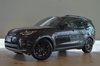 Used 2017 Land Rover Discovery HSE LUXURY for sale in Langley City, BC