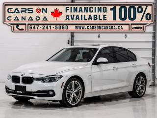 Used 2016 BMW 3 Series 328d xDrive, Sport Line, 360 Cam, Navi, HUD, Loaded for sale in Vaughan, ON