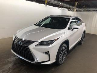 Used 2017 Lexus RX 350 AWD Navigation, Panoramic, Camera, Loaded for sale in Vaughan, ON