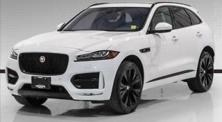 Used 2017 Jaguar F-PACE 35t R-Sport, Panoramic, Navi, Lane Assist for sale in Vaughan, ON