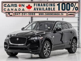 Used 2018 Jaguar F-PACE 35t AWD Prestige *Ltd Avail* for sale in Vaughan, ON