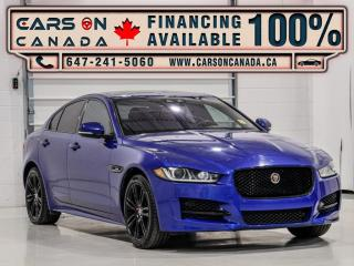 Used 2018 Jaguar XE 25t AWD R-Sport Navigation, Camera, Loaded, Clean for sale in Vaughan, ON