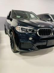 Used 2017 BMW X5 AW xDrive35i NAVIGATION BACK UP CAMERA for sale in Vaughan, ON