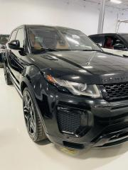 Used 2018 Land Rover Evoque 2018 Land Rover Range Rover Evoque HSE Dynamic Navigation, C for sale in Vaughan, ON