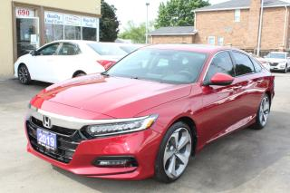 Used 2019 Honda Accord Touring for sale in Brampton, ON