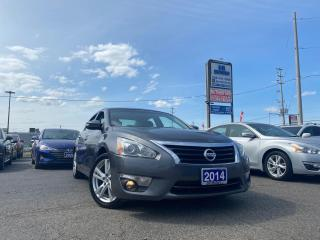 Used 2014 Nissan Altima Bose Audio | V6 CVT 3.5 SL | Sun Roof | Certified for sale in Brampton, ON
