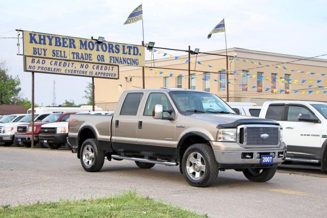 2007 Ford F-350 FX4